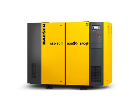 空压机热回收系统