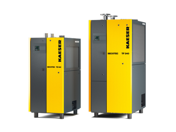 冷冻式干燥机(TE ~ TF系列)